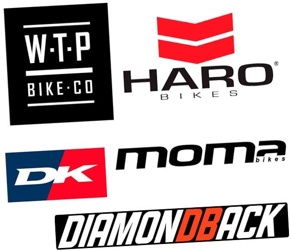 marcas de bici bmx
